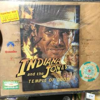 Sealed - Indiana Jones 2 vcd