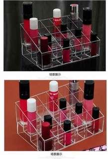 Organizer Lipsticks