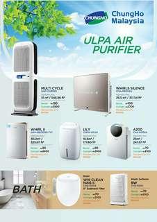 CHUNGHO Air Purifier!