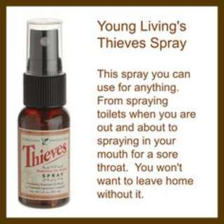 🚚 Young Living Thieves Spray 3pk (29ml)