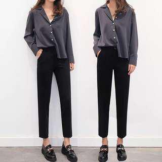 BNWT Black Formal Pants