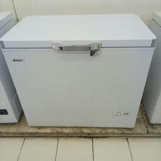 Gassio chest freezer bisa cicilan proses cepat tanpa CC