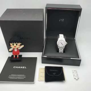 💯% Authentic Chanel J12 Luxury watch