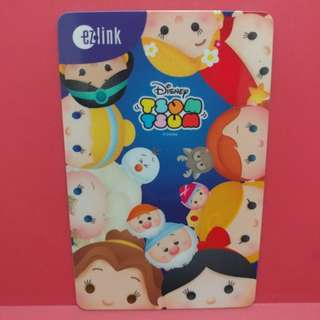 Tsum Tsum Princess Series Ezlink Card