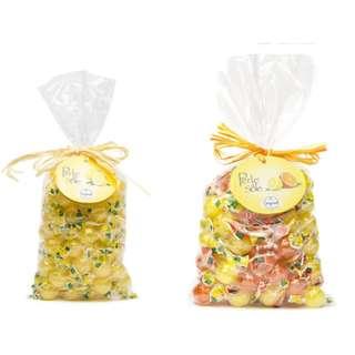 🚚 檸檬糖/柑橘糖 義大利 卡布里島Perle di Sole檸檬糖/柑橘糖 500 克