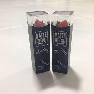 🚚 Matte lipstick