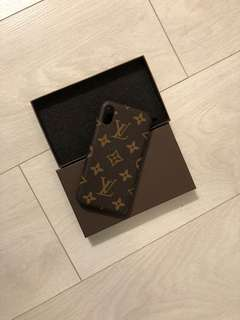 iPhone X Louis Vuitton phone Case
