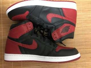 🚚 Air Jordan 1 Bred