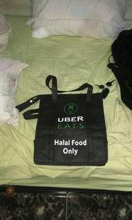Uber Eats Halal Bag