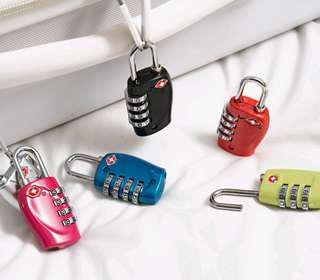 Standard TSA 3 Dial Lock