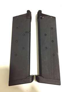 Airsoft Bell/Army 1911 Gbb magazine