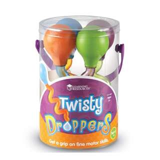 PRE-ORDER: Learning Resources Twisty Dropper Set