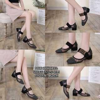 Dior Heels Shoes