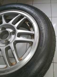 Goodyear tyre 185/60/14