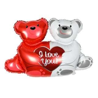 """I Love You"" bear"