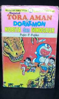 Komik Cerita Panjang Doraemon No.1 (cetakan kedua: Januari 2000) SUDAH LEKANG