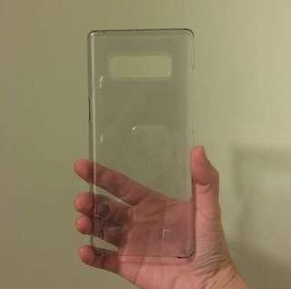 全新Note8透明手機殼