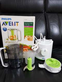Philips Avent All in One / 2 in 1 Healthy Baby Food Maker