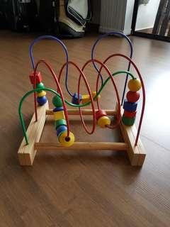 2 Bead Roller Coasters Mazes