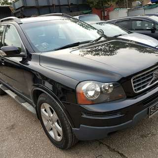 VOLVO XC90 2.5T FACELIFT 2008