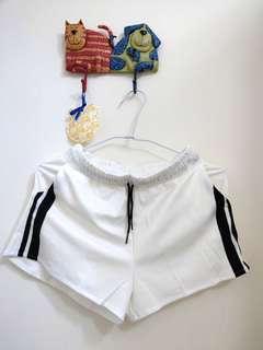 🚚 全新白運動褲