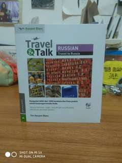 Travel&Talk RUSSIAN for Beginner (Lv.1)