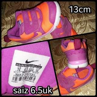 Nike pinkoren