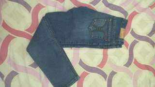 LOW SKINNY JEANS CARVIL ORI