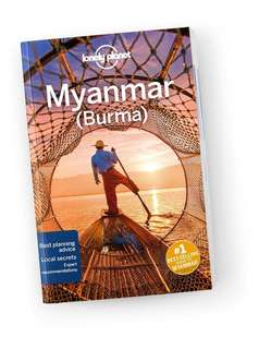 Lonely Planet Myanmar (Burma) travel guide
