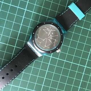 星空手錶(綠)