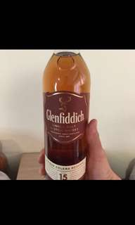 Glenfiddich 15yrs 700ml