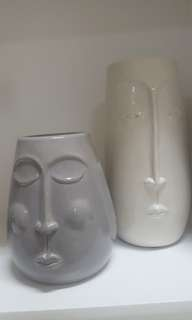 Hand made export quality ceramic vase