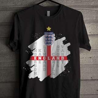Tshirt World Cup England