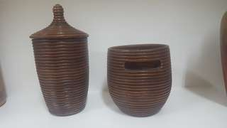Hand made export quality vases