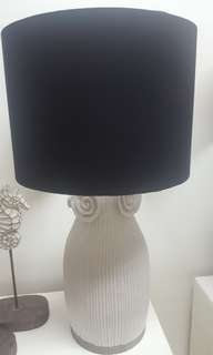 Hand made export quality ceramic lamp