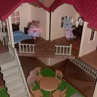 City ligth house