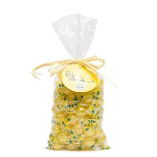 🚚 檸檬糖 義大利 卡布里島Perle di Sole檸檬糖 500 克