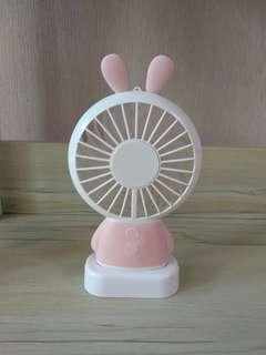 韓系發光兔仔風扇