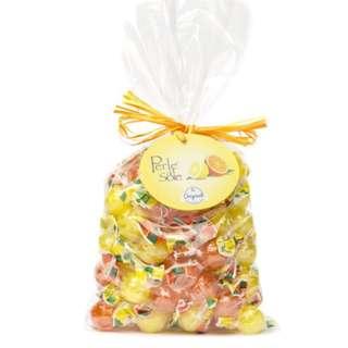🚚 義大利 卡布里島Perle di Sole柑橘糖+檸檬糖 500 克