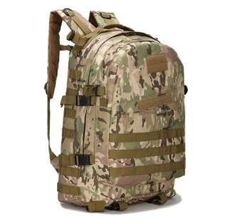 PUBG Level 3 Backpack Playerunknown's Battlegrounds Winner Chicken Dinner Level 1-3 Instructor Backpack Multi-functional Backpack Multicolor