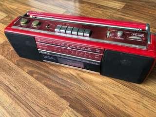 SONY Cassettes Tape & Radio Antique
