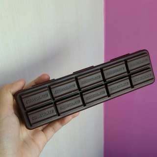 Chocolate Pencil Box