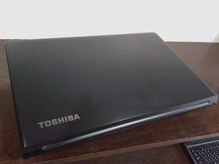 TOSHIBA CORE I5 4th gen