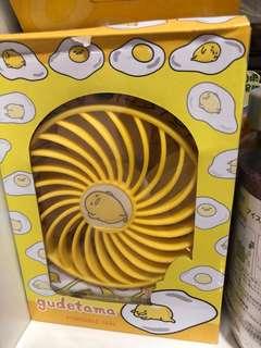 蛋黃哥 風扇