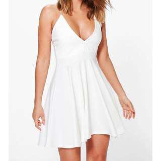 Pretty White Dress (BNWT!)