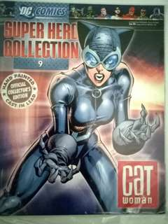 Super hero collection 9 cat woman book