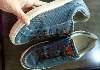 BALLY Enne Blue Sneaker Original