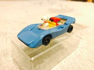Snoopy Car 1972 Made in HK