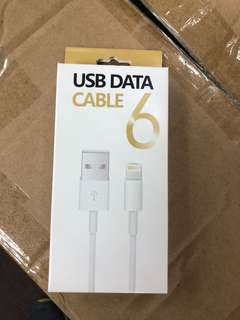USB DATA CABLE ( Iphone )