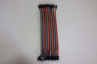 Jumper Wire Male to Male [40pcs 20cm]